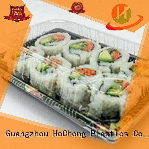 fruit pie HoChong plastic storage containers with lids