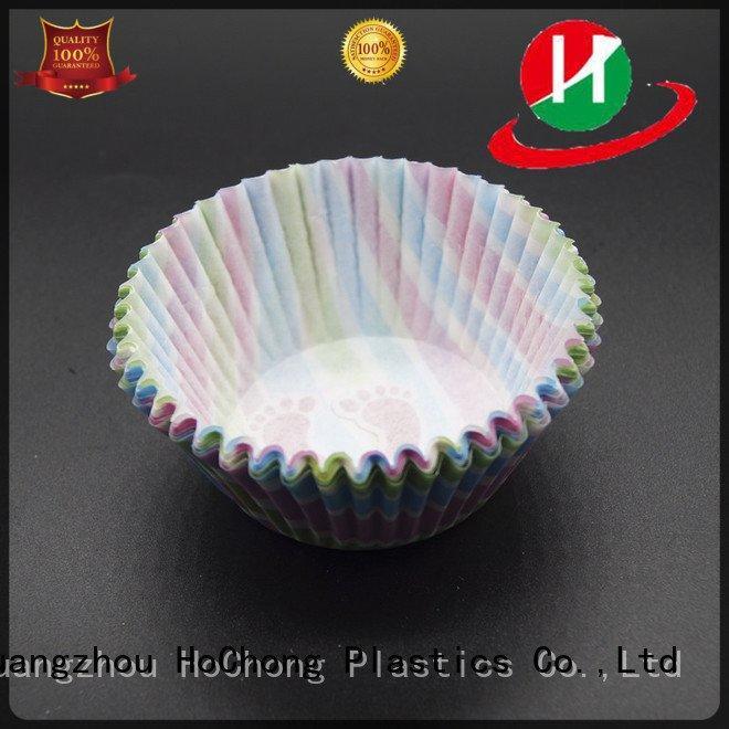 HoChong Brand liners cupcake pet bakery case