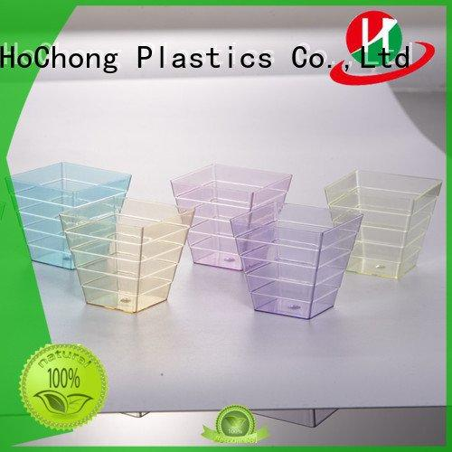 cold drink cups with lids lids clear HoChong Brand