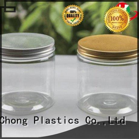 spice mouth 9oz multipurpose HoChong plastic jars with lids