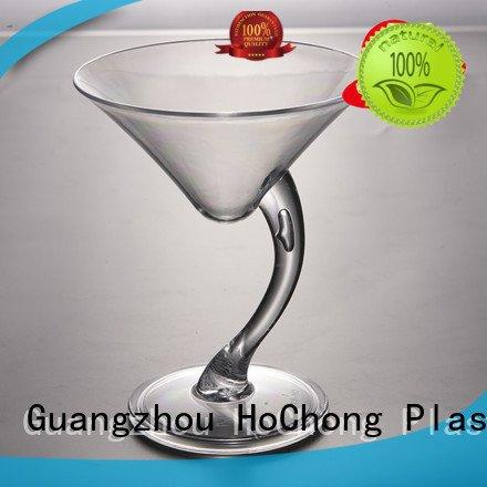 mini time clear plastic dessert cups with lids HoChong