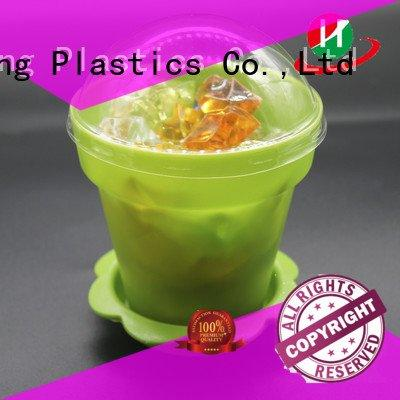plastic cups for wedding jelly HoChong Brand plastic wine cups