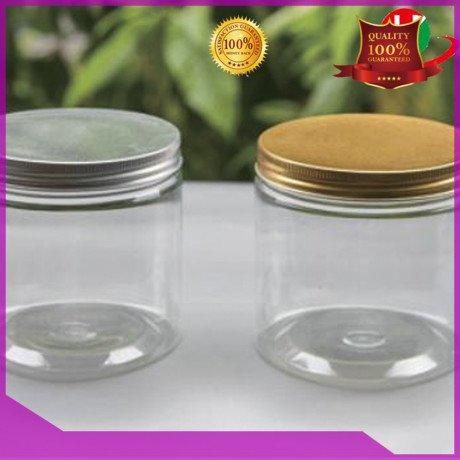 plastic jars with lids multipurpose HoChong Brand