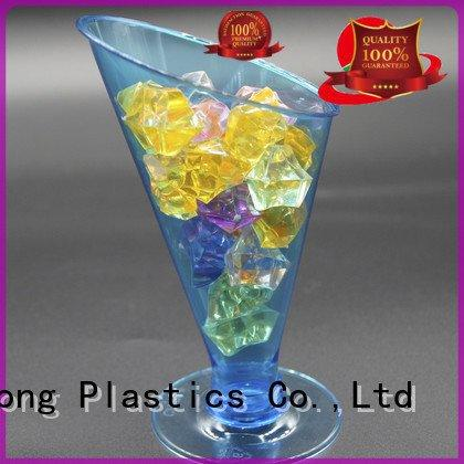 cold drink cups with lids pack wedding plastic drinking cups HoChong Warranty