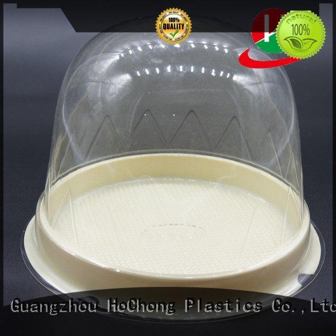 OEM plastic storage containers with lids container sushi takeout plastic box