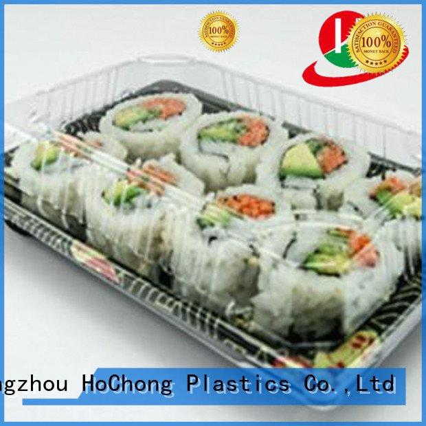 Quality plastic storage containers with lids HoChong Brand 50 plastic box