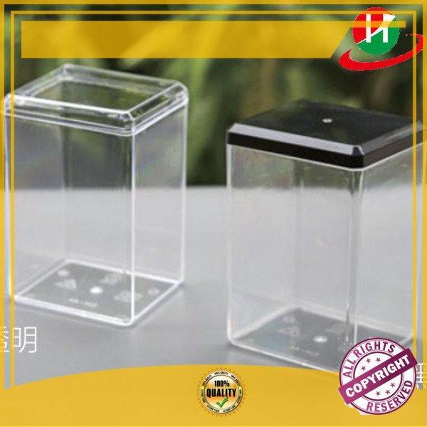 metal pet plastic jars pot durable