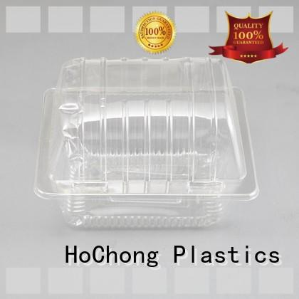 disposable plastic box packaging fit your needs for food