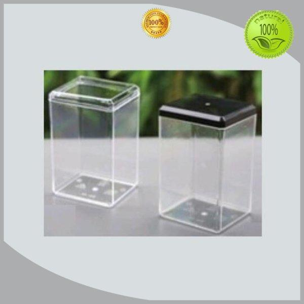 Wholesale salad plastic jars with lids HoChong Brand