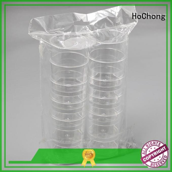 HoChong pvc plastic party cups fit your needs for themed celebrations