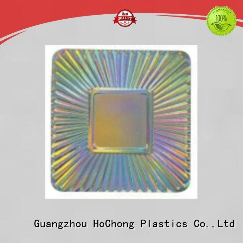 HoChong disposable dinner trays with high quality for home