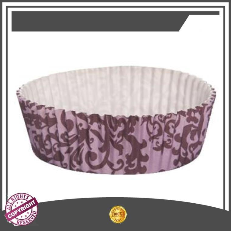 HoChong Brand wrapper tray baking cups material freezer