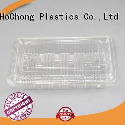 HoChong recycled disposable food containers fit your needs for taking out