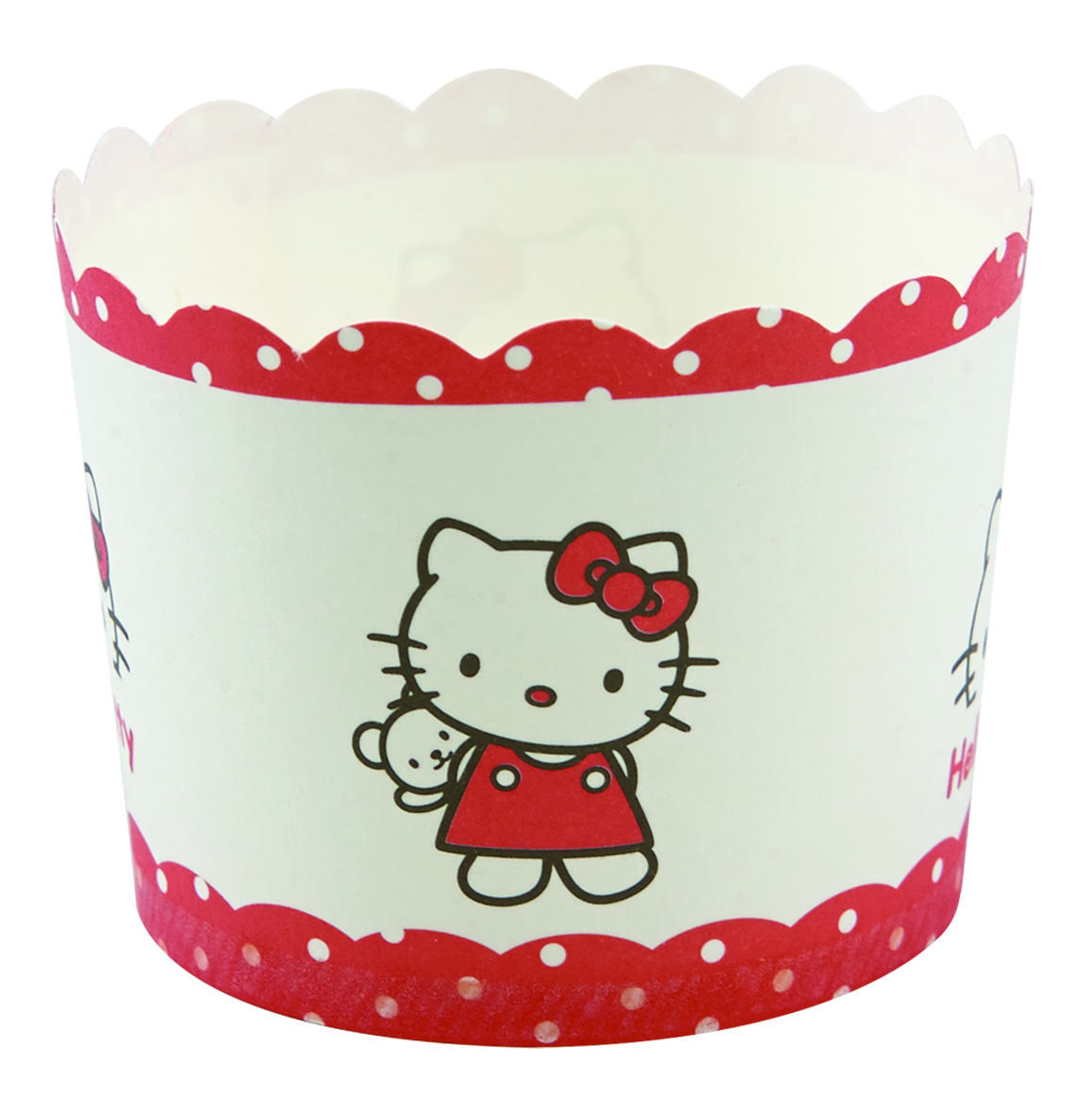 Round Food Grade Material Cake Baking Paper Cup Fit Wedding Home Party Two Size Choice