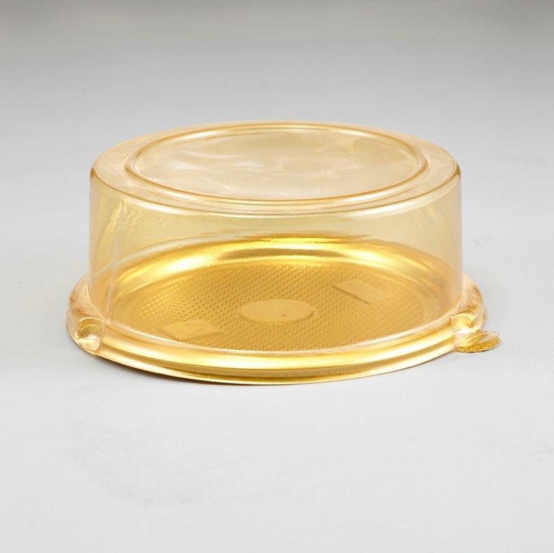 cake recycled pet plastic jars 9oz HoChong