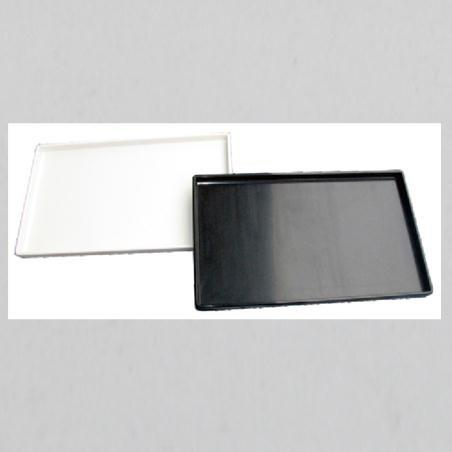 Rectangular Design Impact Resistance Good Gloss Restaurant Tray More Color Choice