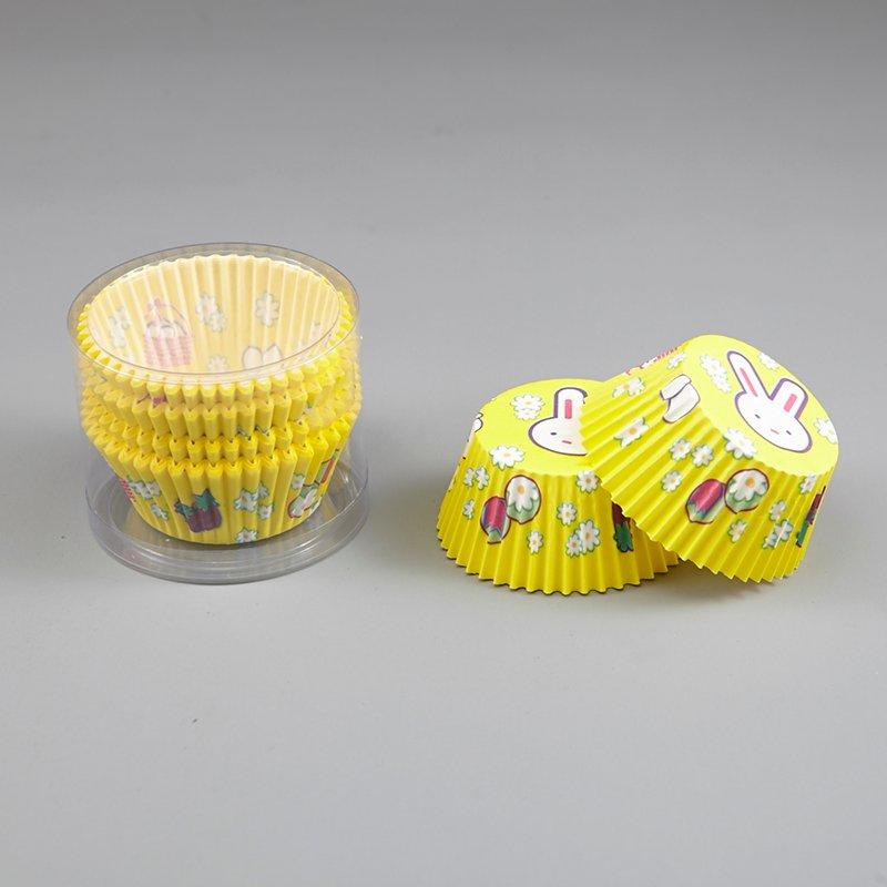 Small PVC Box Packing