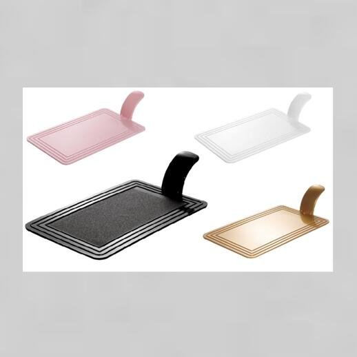 HoChong-Rectangle Plastic Cake Tray Cake Tool For Dessert Shop Party-hochong Plastics