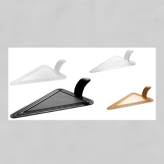 HoChong-Triangle Plastic Cake Tray Cake Tool For Dessert Shop Party-hochong Plastics