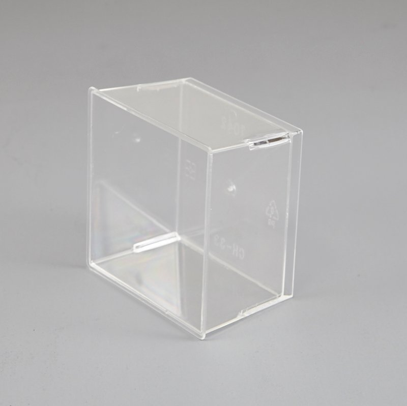 HoChong-Find Square Clear Plastic Cups For Mousse,dessert Cups 145ml Square Plastic