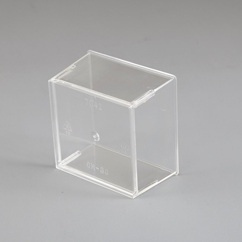 HoChong-Find Square Clear Plastic Cups For Mousse,dessert Cups 145ml Square Plastic-1