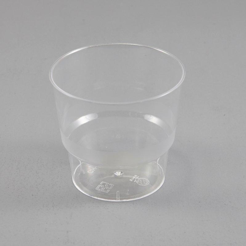 ROUND RAMEKIN PLASTIC DESSERT JELLY CUPS CAKE MOUSSE PARTY 180ml