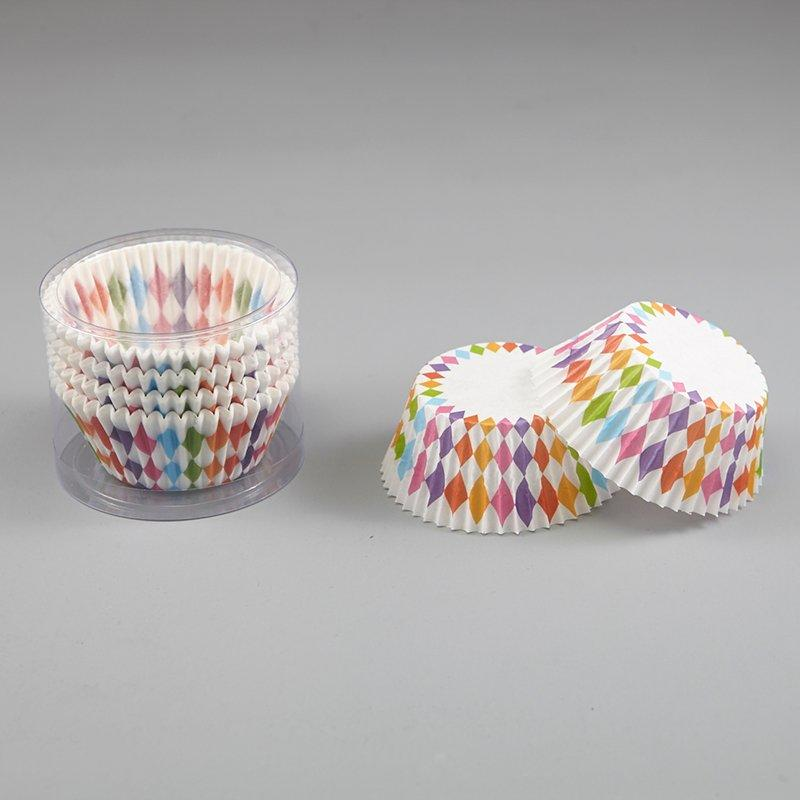 Eco Friendly Cupcake Liners Colorful