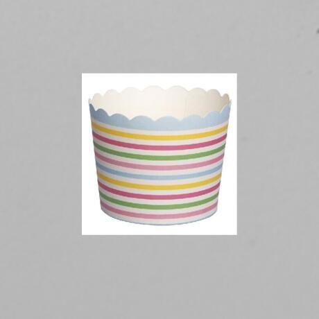 Classic Design PE Film Paper Baking CUP With Food Grade Material