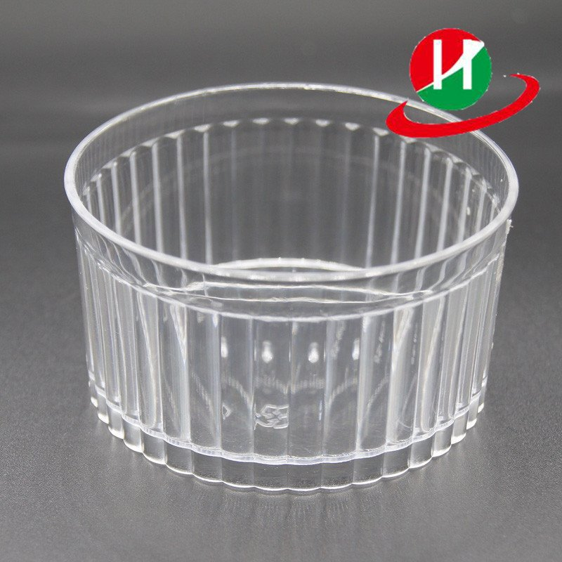 HoChong-Find Disposable Reusable Plastic Dessert Cups For Chocolate Desserts-1