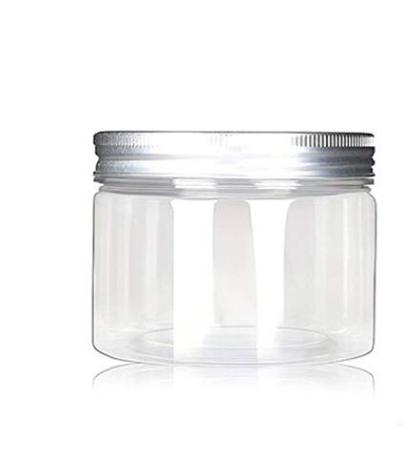 HoChong-Best 150ml - 1410 Ml Clear Round Pet Plastic Containers Plastic Jars With-2
