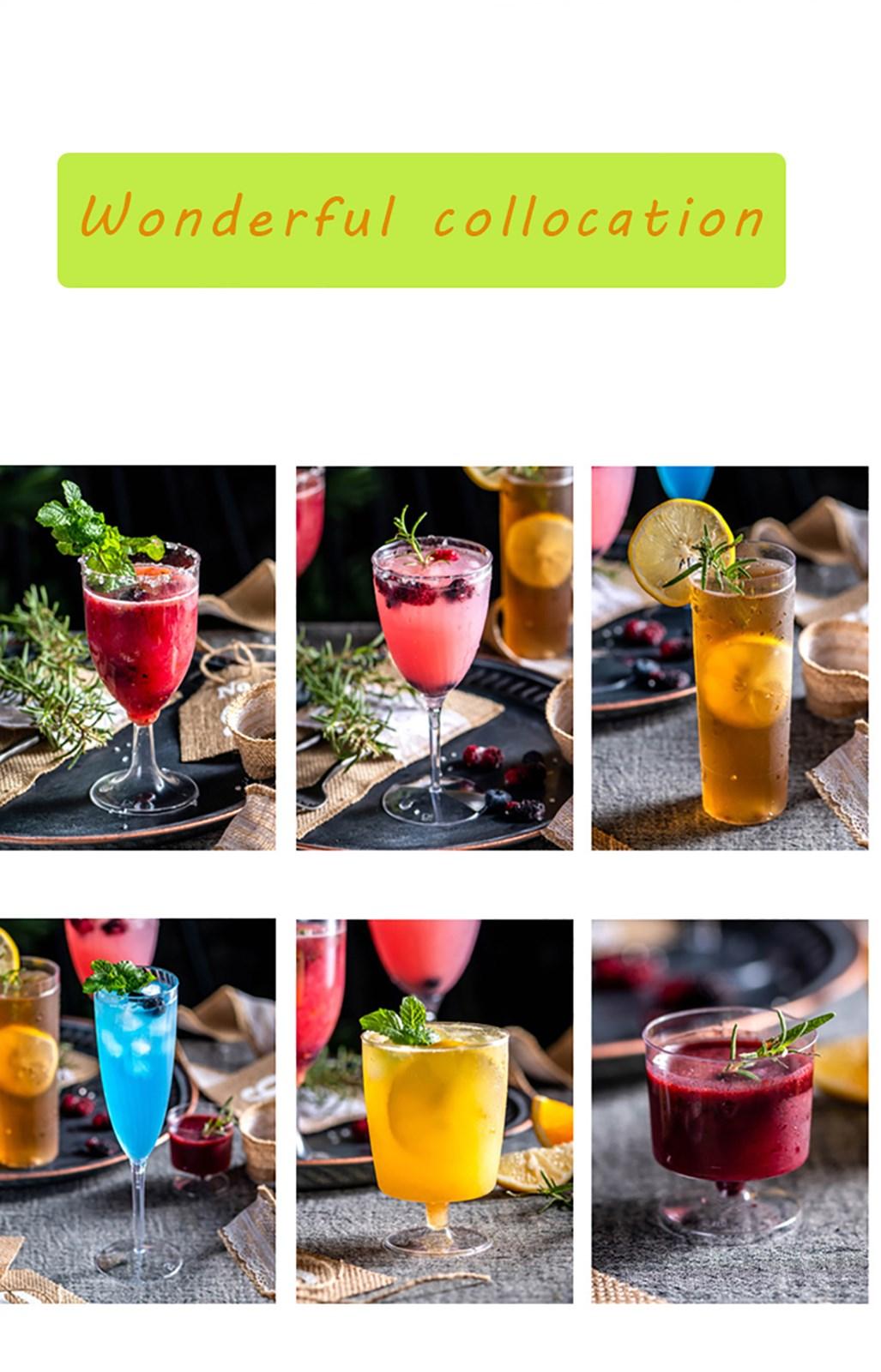 HoChong-Plastic Wine Goblets Bulk | Champagne Cup - Hochong Plastics-1
