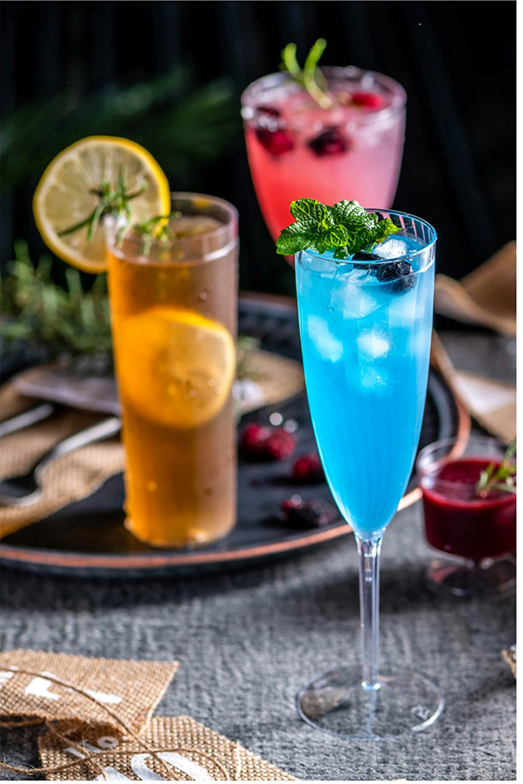 HoChong-Plastic Wine Goblets Bulk | Champagne Cup - Hochong Plastics-7