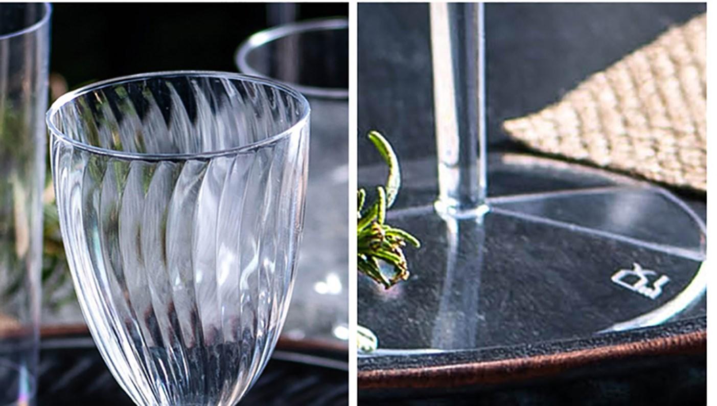 HoChong-Plastic Wine Goblets Bulk | Champagne Cup - Hochong Plastics-10