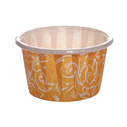 PE Film Paper Cupcake CUP  Food Grade Material For Party