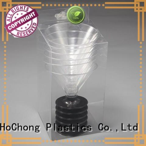 HoChong safety plastic party cups with high quality for themed celebrations