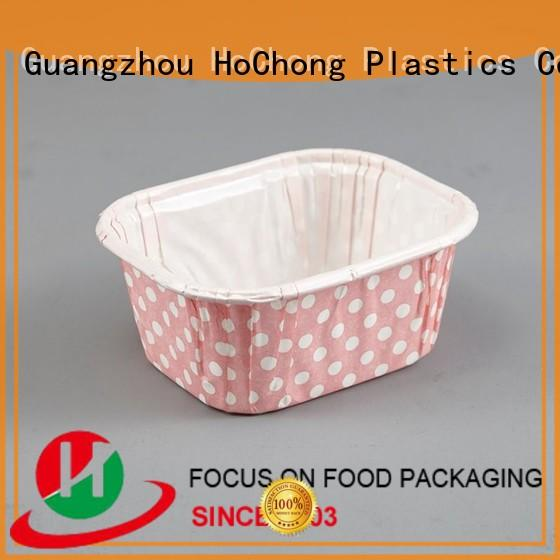 paper ice cream containers with lids popular for birthday HoChong