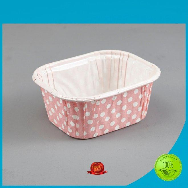 OEM paper treat cups cups wrapper muffin paper ice cream tubs