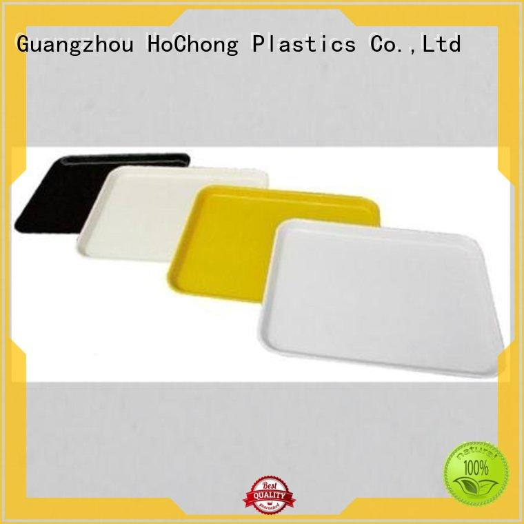 HoChong lightweight meat tray fit your needs for indoor/outdoor