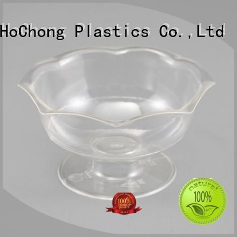 HoChong wonderful plastic party wine glasses with high quality for new year's eve