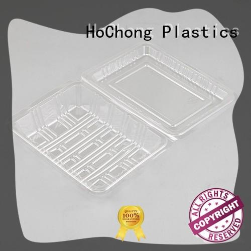 HoChong disposable disposable sushi containers resistant to wear for food