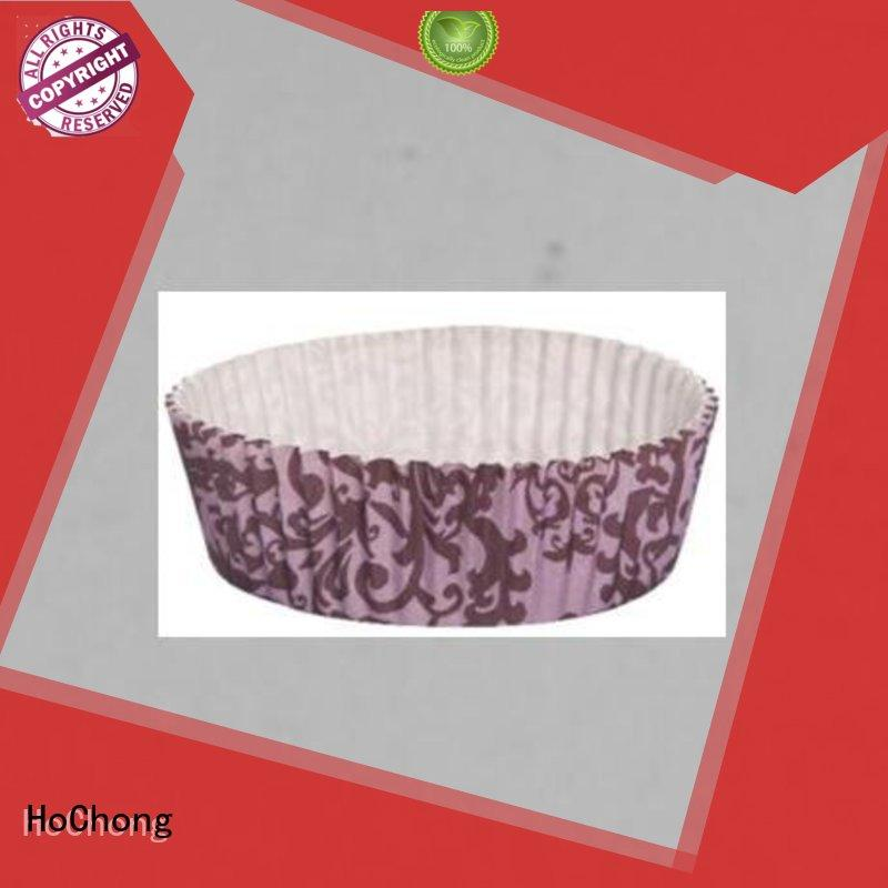 HoChong color plastic cupcake wrappers with elegant cupcake liners for themed celebrations