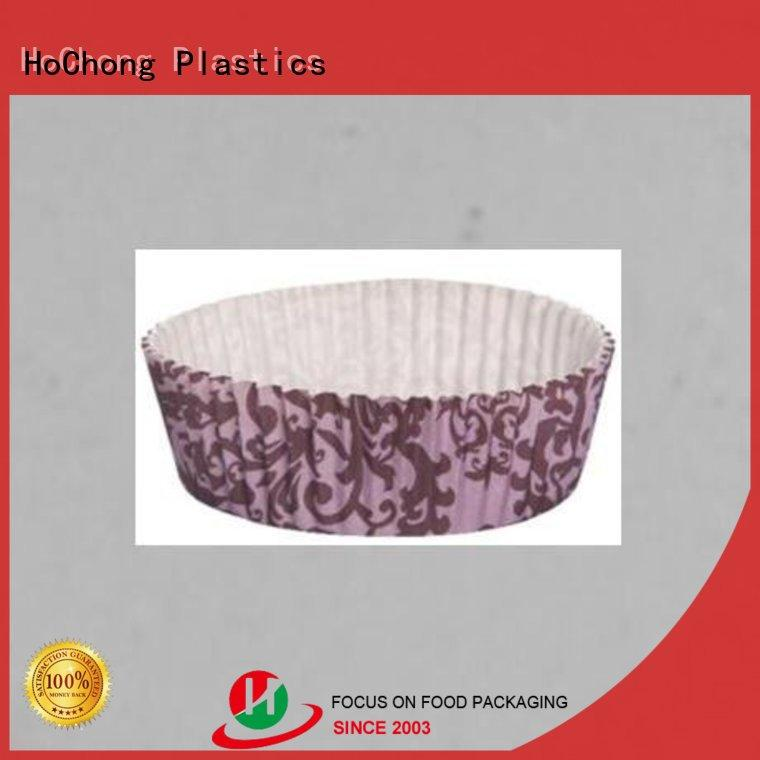 HoChong multi-color plastic cupcake boxes fit your needs for themed celebrations
