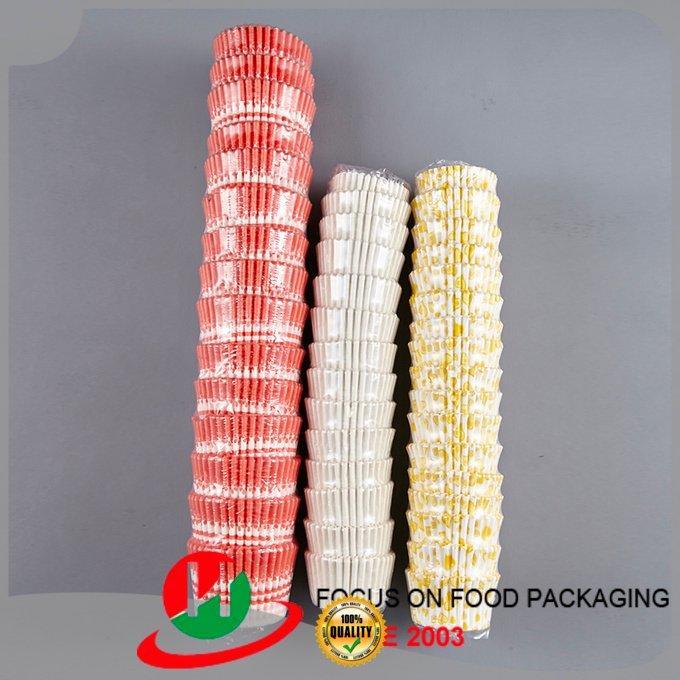 Hot bakery case pvc plastic cups paper HoChong
