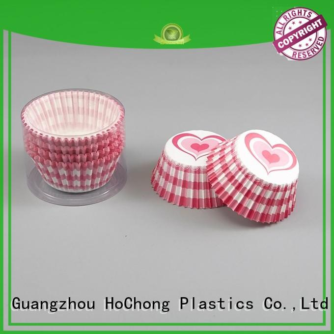 bowl wrapper HoChong Brand bakery case factory
