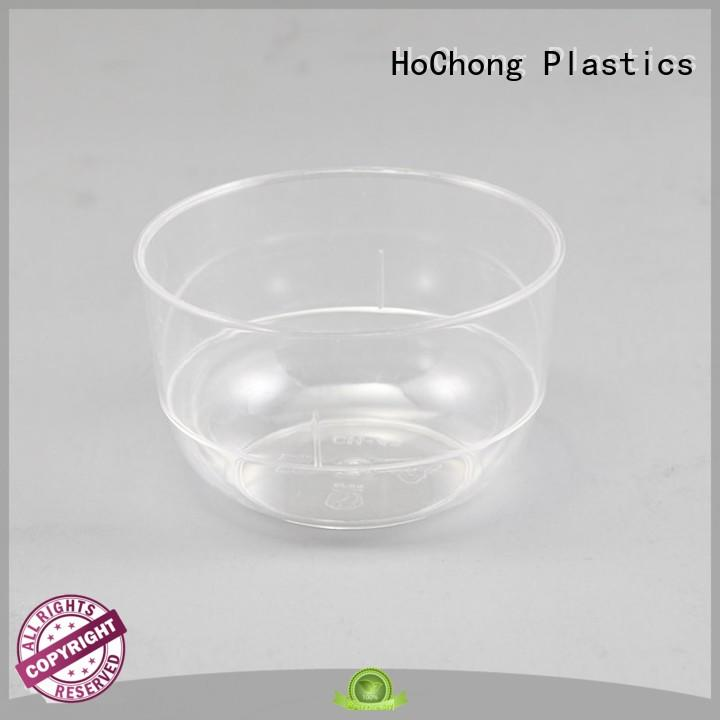 disposable plastic portion cups for outdoor party