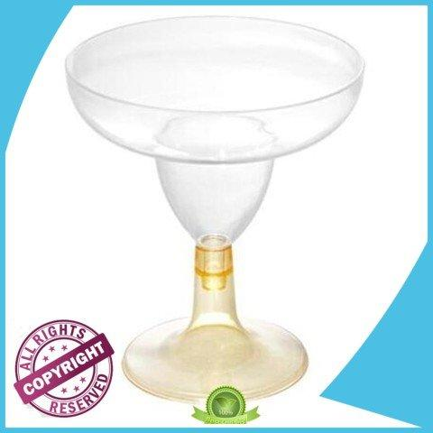 HoChong plastic cups disposable plastic glass clear