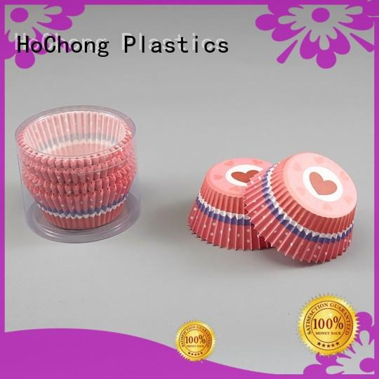 anti-oil baked wraps with elegant cupcake liners for cakes HoChong