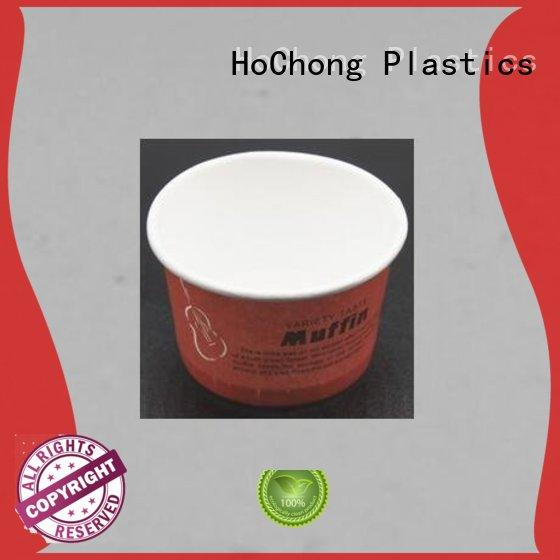 HoChong online paper ice cream tubs with elegant cupcake liners for holiday party