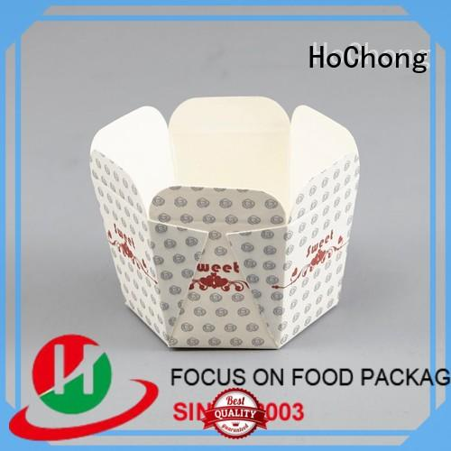 HoChong bowl plastic cupcake containers with high quality for baby shower