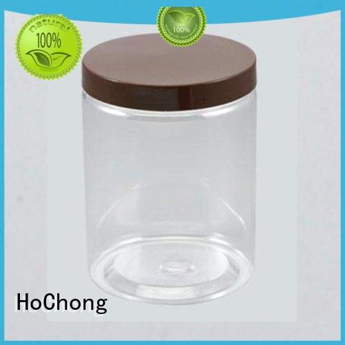 HoChong disposable buy plastic jars with clear lid for cookies